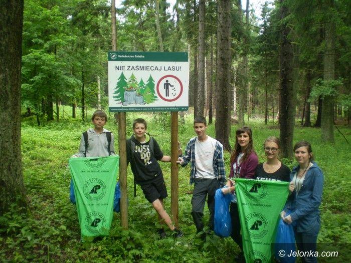 Region: Było sprzątanie rudawskich szlaków