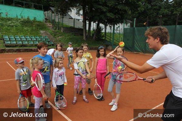 Jelenia Góra: Lato z tenisem (za darmo) na kortach przy Sudeckiej