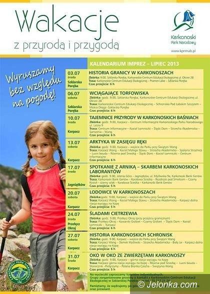 Region: Wakacje z przyrodą i przygodą w Karpaczu