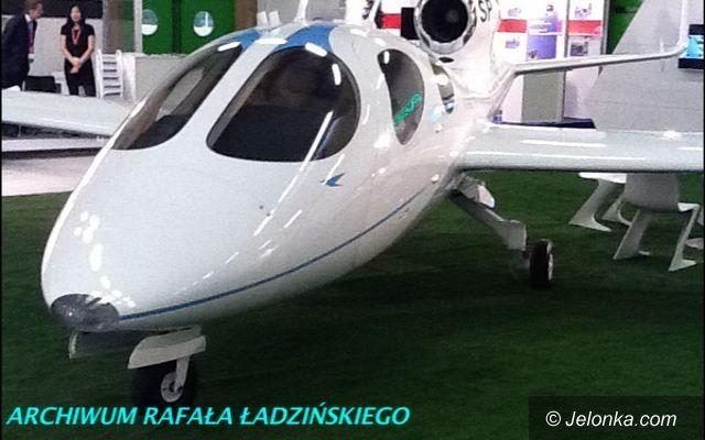 Region: Samolot zbudowany w Podgórzynie podbije świat?