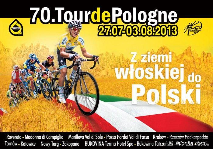 Włochy/ Polska: Jubileuszowy 70. Tour de Pologne UCI World Tour coraz bliżej