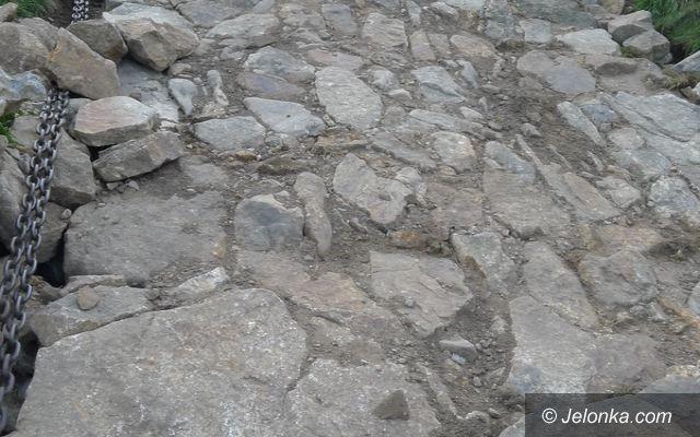 Region: Karkonoski Park Narodowy remontuje szlaki turystyczne