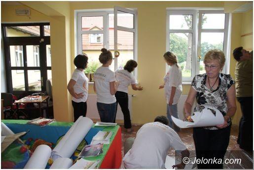 Jelenia Góra: Bajkowy kącik dla małych pacjentów