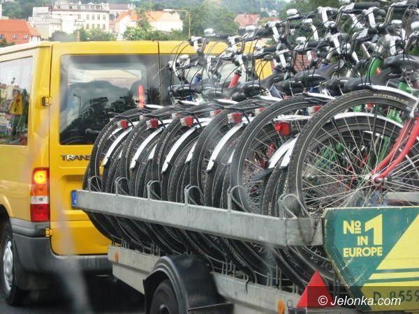 Jelenia Góra/region: Rowerzyści: Dlaczego nie ma u nas cyklobusów?