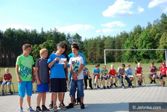 Kraj/Jelenia Góra: Piękne wspomnienia z obozu rowerowego