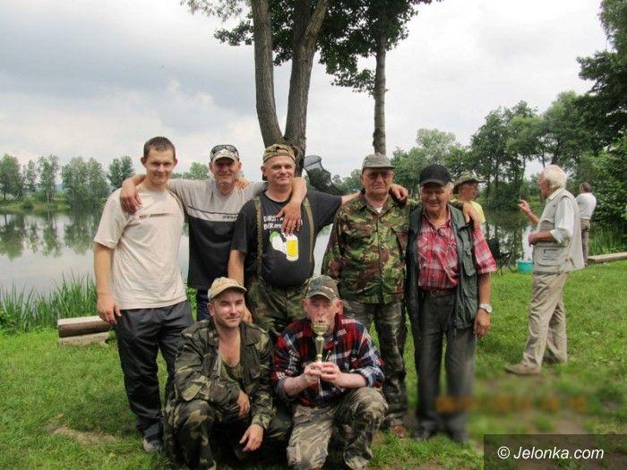 Jelenia Góra: Wędkowali i dobrze się bawili nad Cegielnią