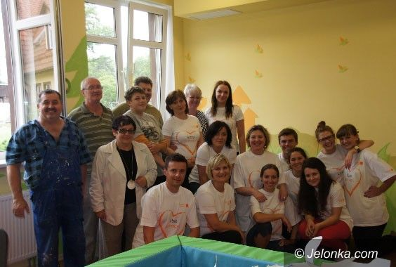 Region: Młodzi kowarzanie pomagają małym pacjentom