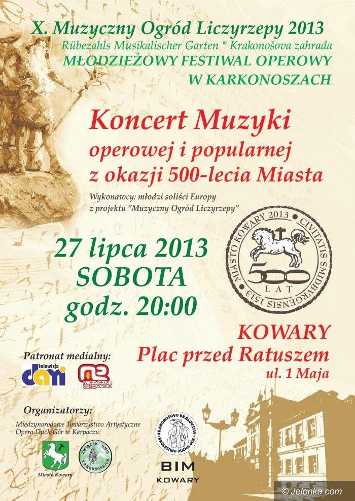 Region: Muzyczny Ogród Liczyrzepy w sobotę