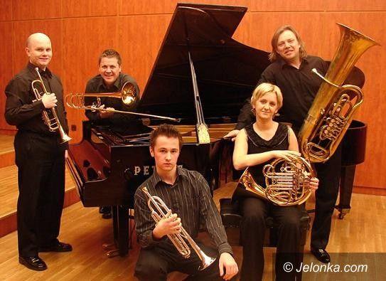 Jelenia Góra: Jelonka Brass–Band zagra w Muszli Koncertowej