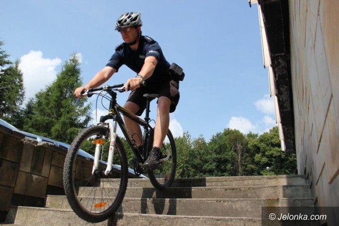 Jelenia Góra: Policja wsiądzie na rowery i ruszy na patrole