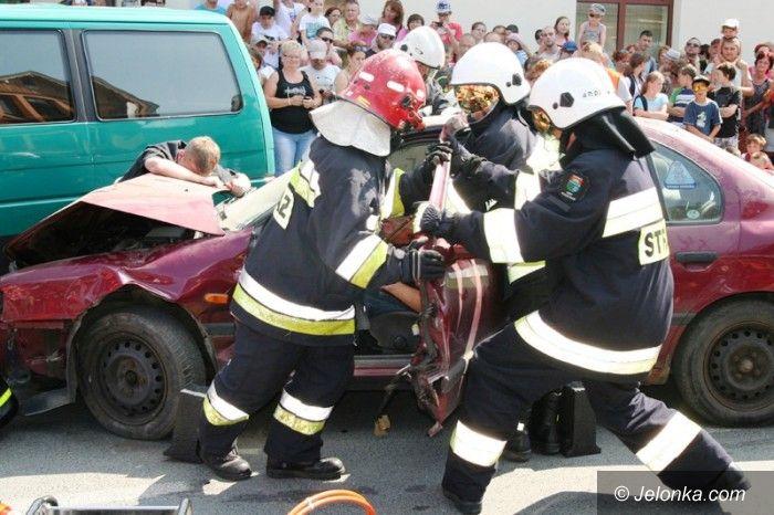 Karpacz: Pokaz ratownictwa w Karpaczu