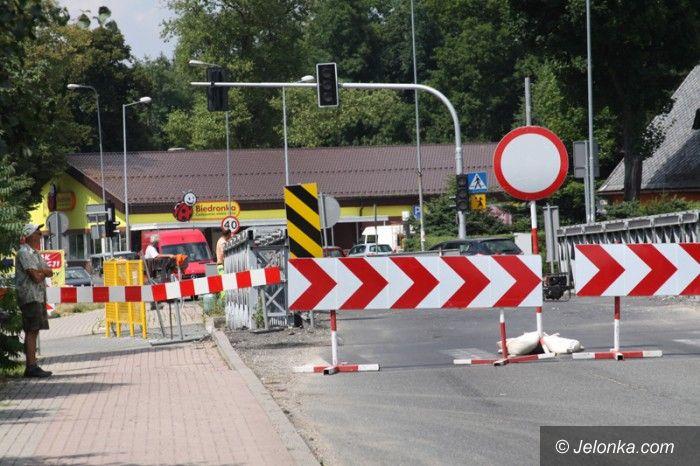Jelenia Góra: Rozbierają most w Maciejowej – utrudnienia w ruchu