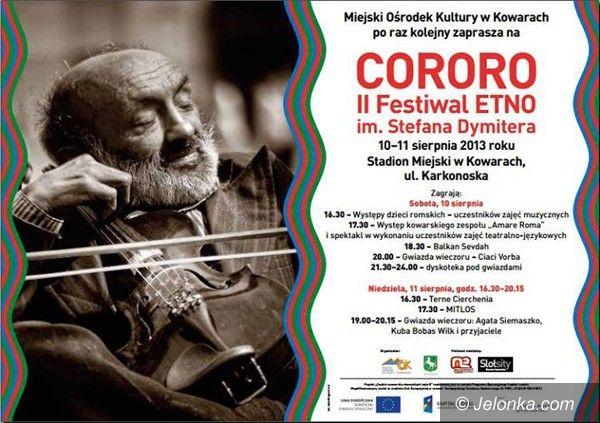 Region: Festiwal Etno z bogatym programem