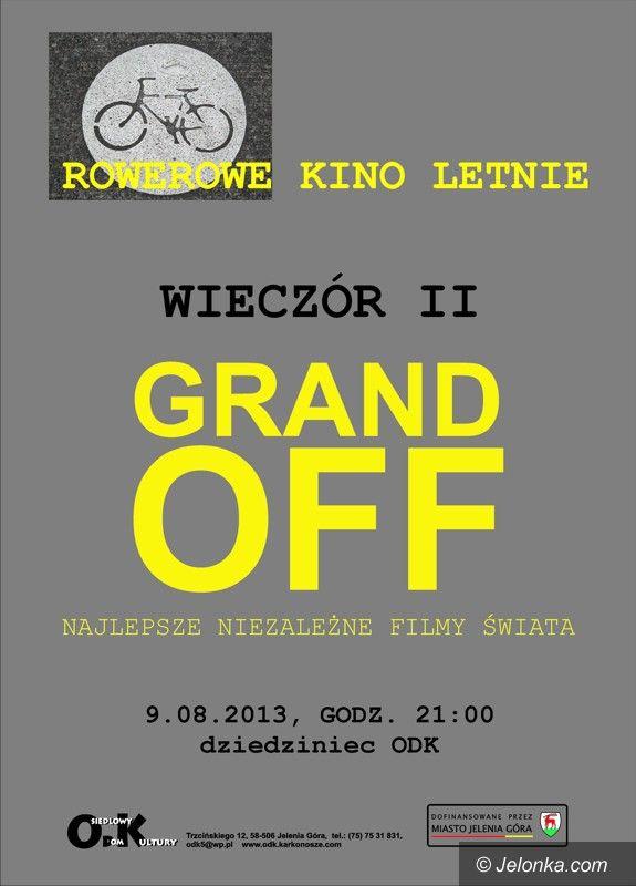 Jelenia Góra: Rowerowe Letnie Kino – w piątek wieczór drugi