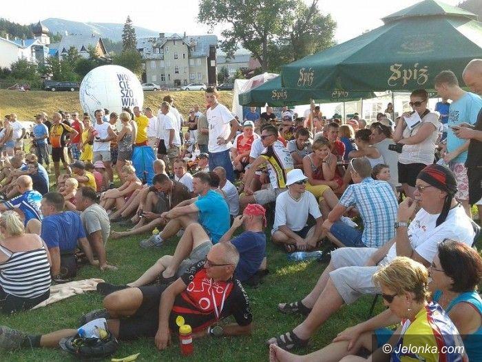 Karpacz: Maraton rowerowy Liczyrzepa za nami
