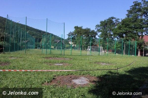 Jelenia Góra: W Sobieszowie powstaje plenerowa siłownia