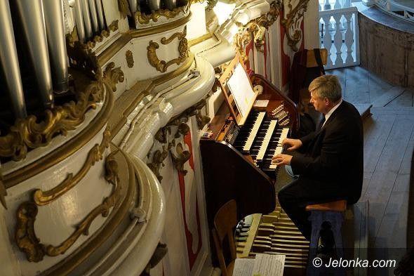 Jelenia Góra: Organowy kunszt Romana Peruckiego w kościele Zbawiciela