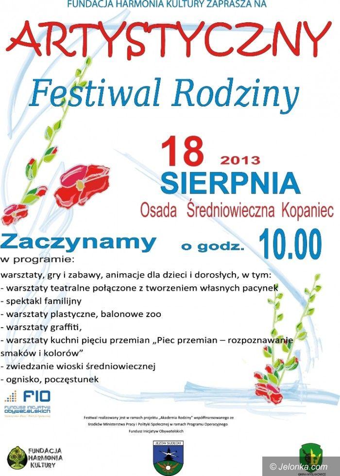 Kopaniec: Artystyczny Festiwal w Kopańcu