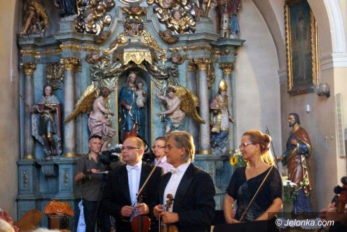 Jelenia Góra/region: W Pałacu w Wojanowie Festival dell' Arte trwa