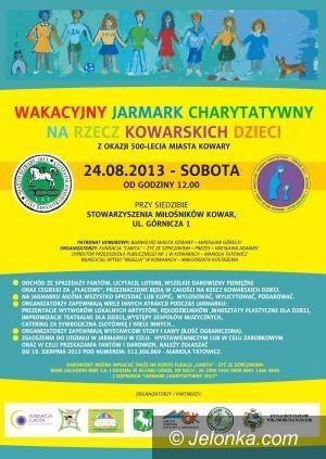 Region: Jarmark Charytatywny w Kowarach