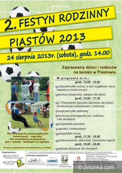 Region: Festyn Rodzinny w Piastowie już dzisiaj