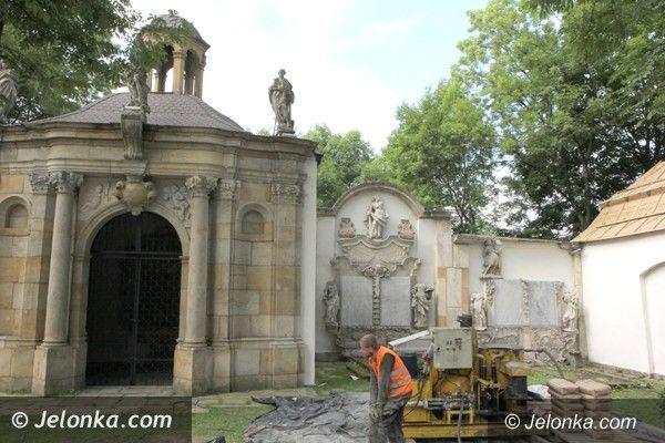 Jelenia Góra: Kolejny etap remontu  zabytkowych kapliczek