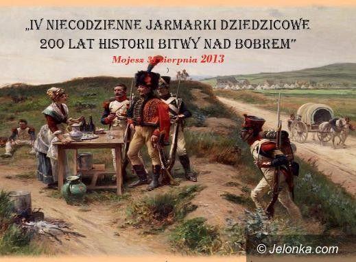 Region: Kampania napoleońska… w weekend w Lwówku i Mojeszu