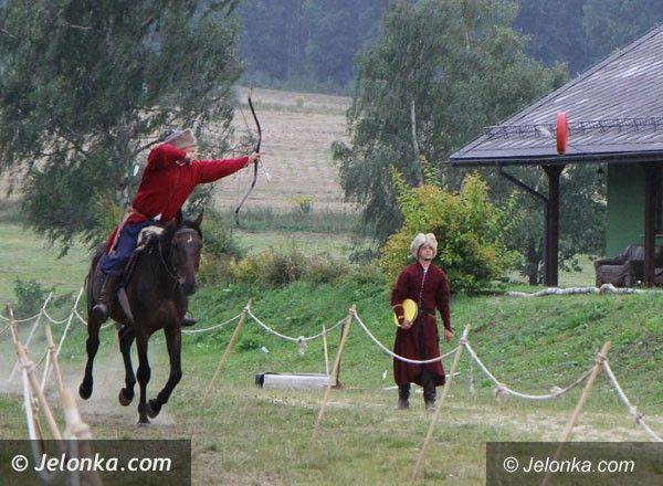 Jelenia Góra: Łucznictwo konne i festyn na medal w Goduszynie