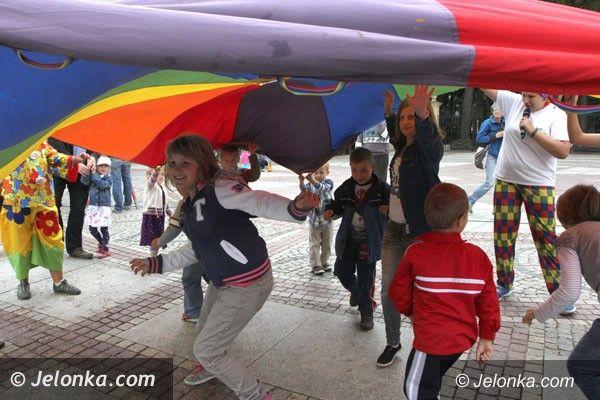 Jelenia Góra: Dzieci chwaliły festyn w Cieplicach