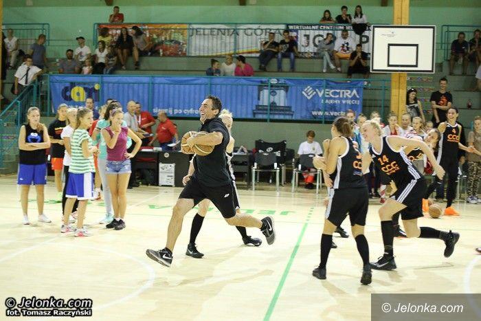 Jelenia Góra: Starcie gwiazd turnieju Polska Basket dla CCC