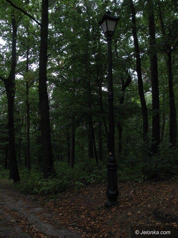 Jelenia Góra: Ciemności na Wzgórzu Kościuszki