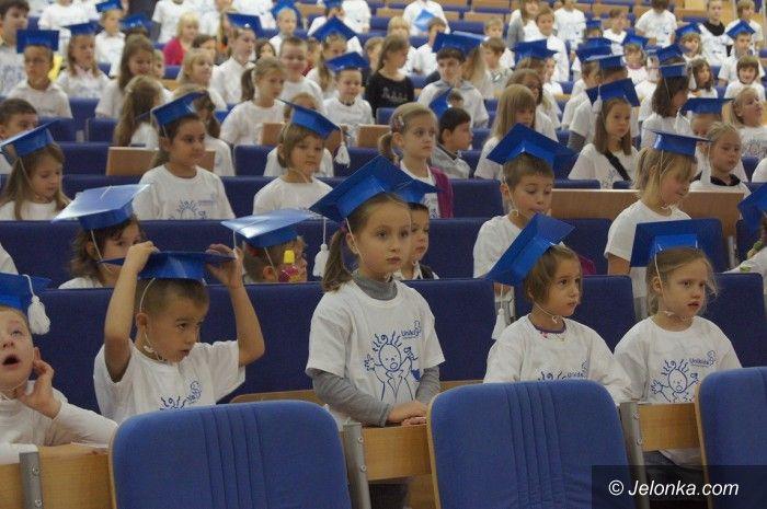Jelenia Góra: Sędzia Wesołowska na naszym uniwersytecie dziecięcym