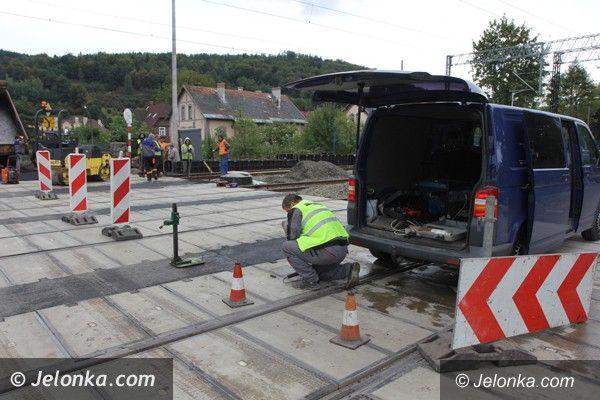 Region: Kończy się remont torowiska do Szklarskiej Poręby