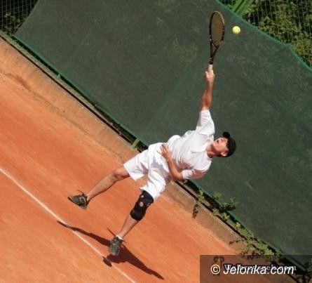 Jelenia Góra: Mastersi grali w tenisa