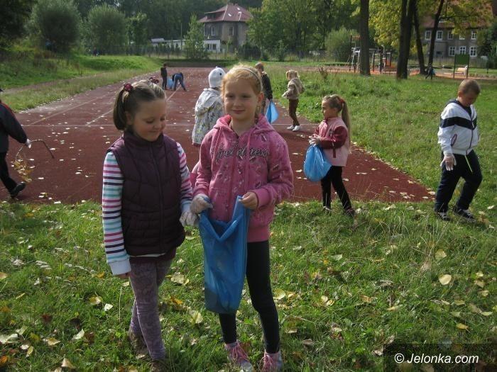 Jelenia Góra: Młodzi ruszyli sprzątać świat