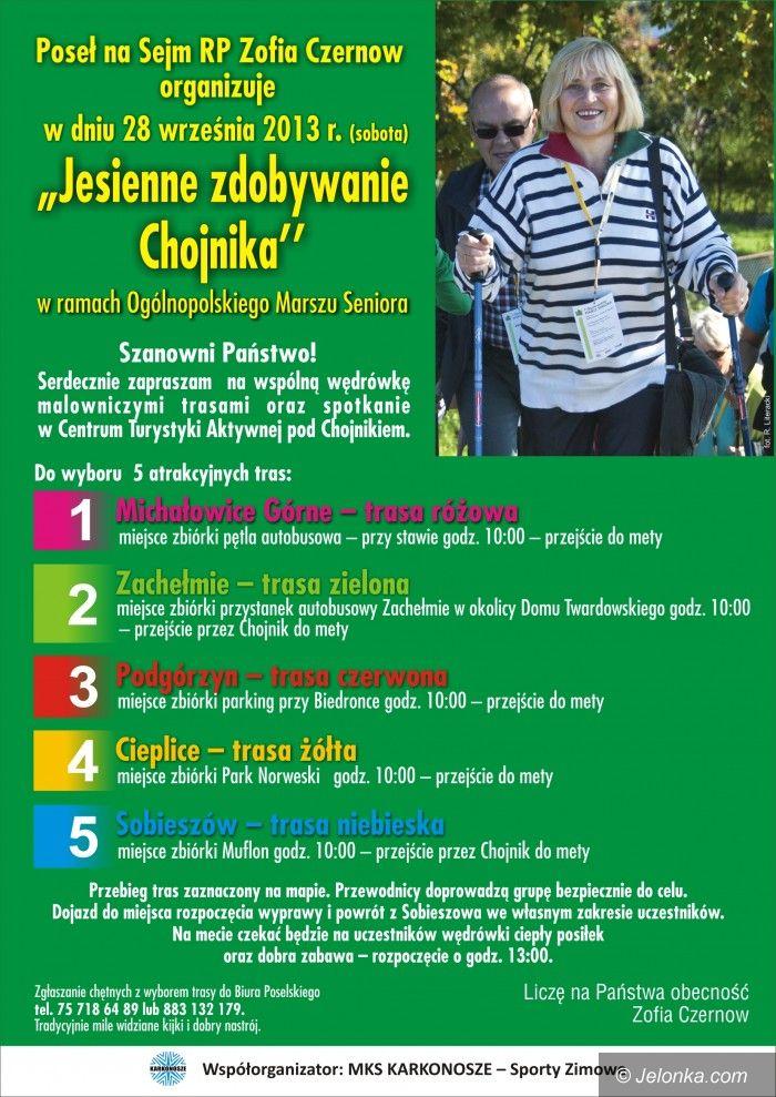 Jelenia Góra: Zdobądź Chojnik na nowo. Okazja w sobotę