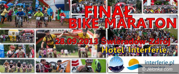 Region: Wielki finał Bike Maratonu 2013