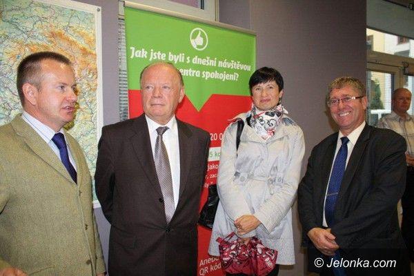 Powiat: Nasz powiat i Jablonec zacieśniają współpracę