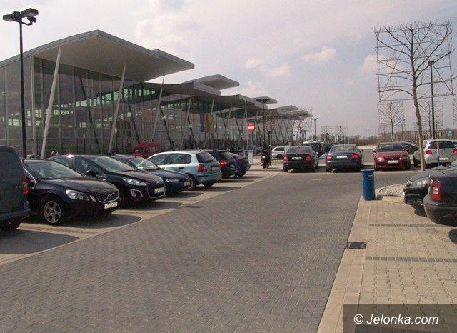 Region: Parking przy wrocławskim lotnisku jeszcze tańszy