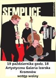Region: Zespół Semplice wystąpi w Kromnowie