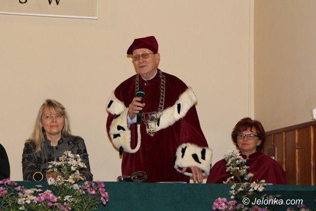 Jelenia Góra: Europosłanka na inauguracji Uniwersytetu III Wieku