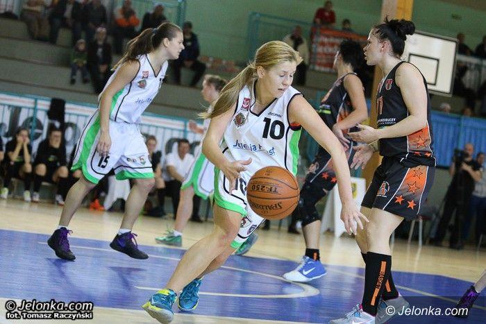 I-liga koszykarek: Bolesna porażka MKS–u MOS Karkonosze