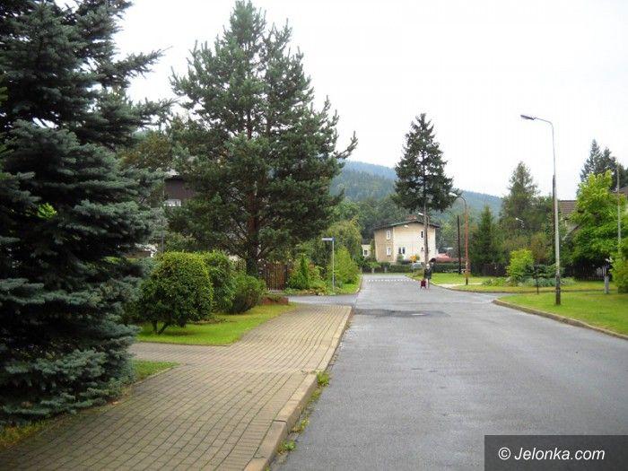Jelenia Góra: Świerkowa bez… jednego chodnika