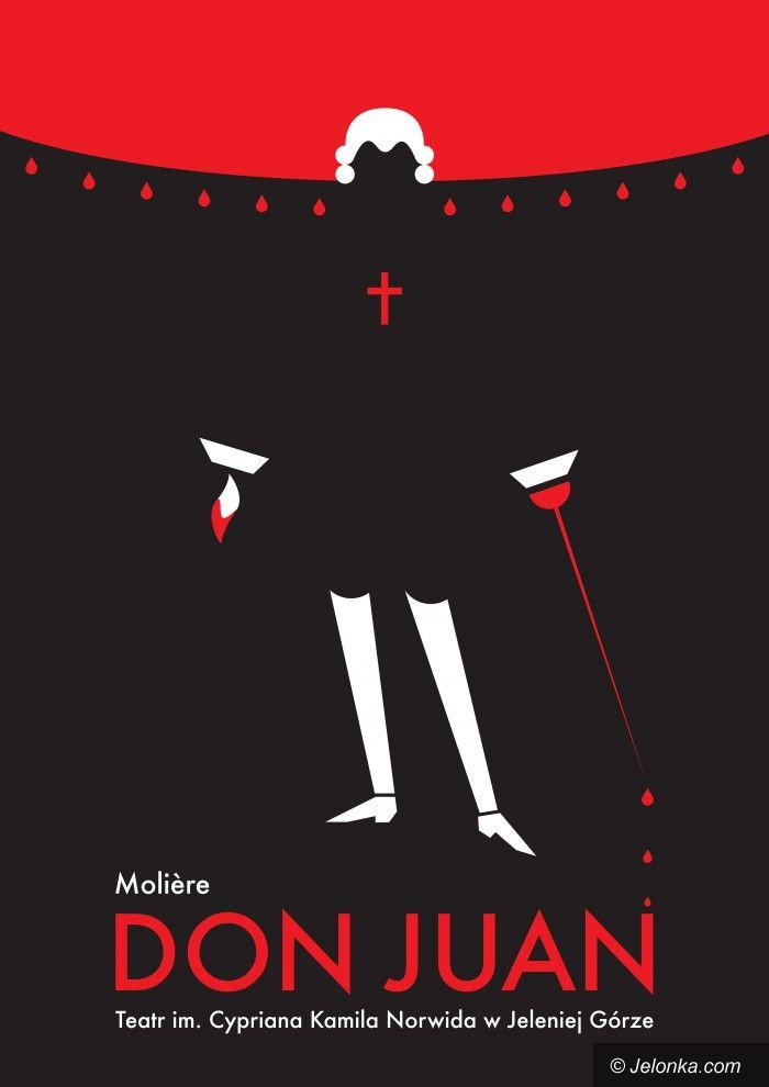 """Jelenia Góra: """"Don Juan"""" – premiera w Norwidzie już w sobotę"""