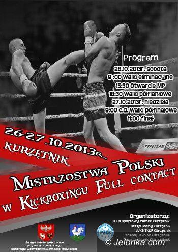 Kurzętnik: Jeleniogórzanin wystąpi na Mistrzostwach Polski w Kickboxingu