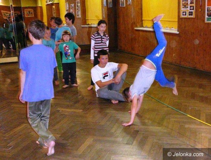 Jelenia Góra: Capoeira w MDK!