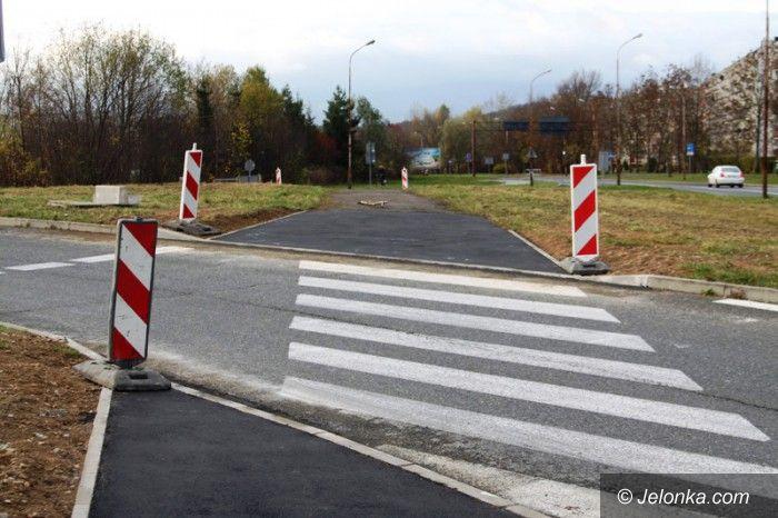 Jelenia Góra: Zabobrzańska droga rowerowo – piesza w rozbudowie