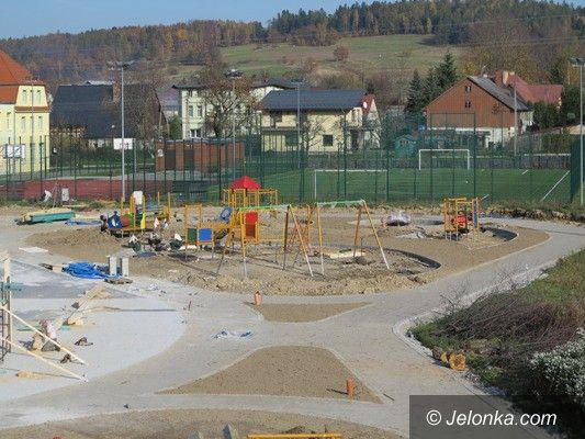 Sosnówka: Budowa Centrum w Sosnówce dobiega końca