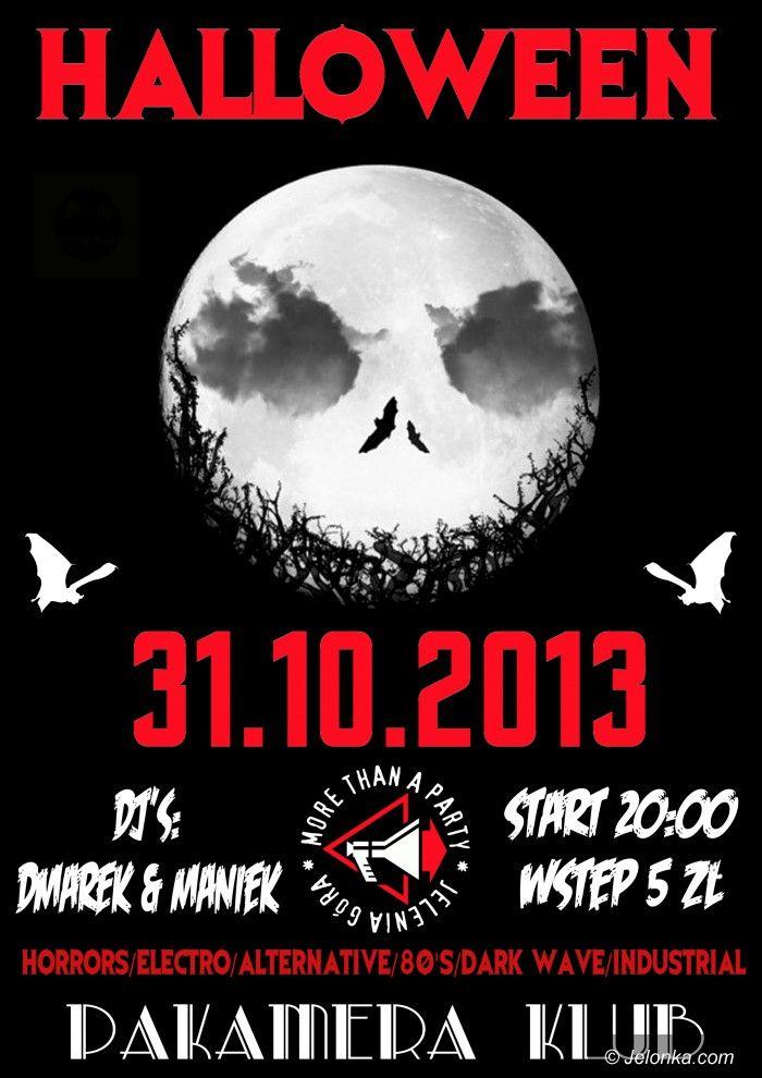 Jelenia Góra: Dzisiaj Halloween w Pakamerze