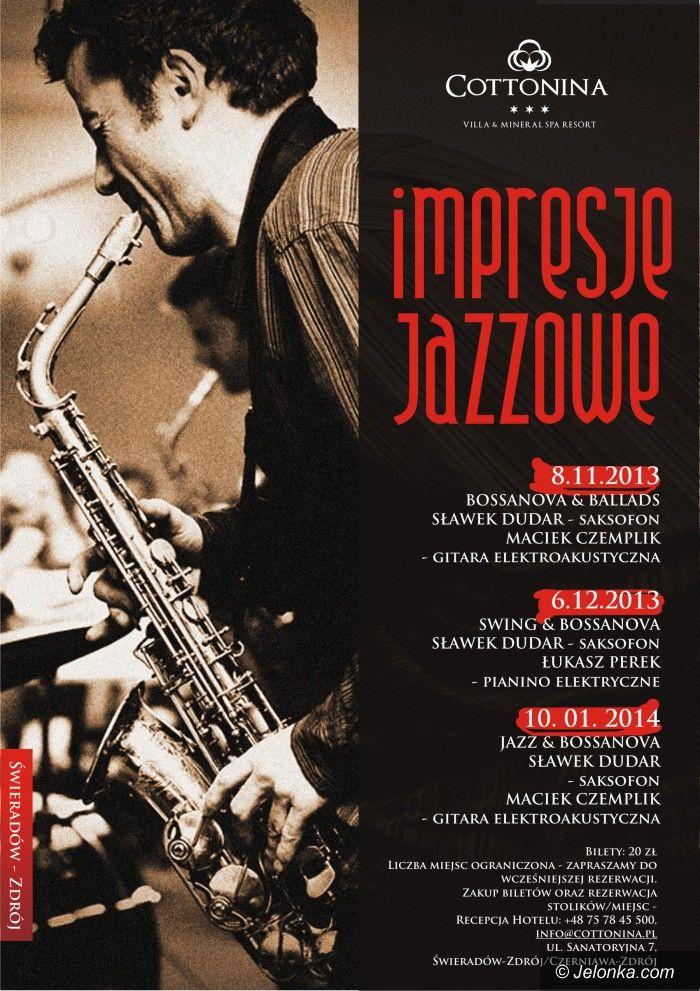 Region: Impresje Jazzowe w Cotton Clubie od soboty